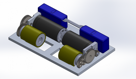japanese_sumo_robot_CAD_Jerome_demers_dia_view_initial_design